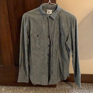 Men's Old Navy Button Down shirt SlimFit Small
